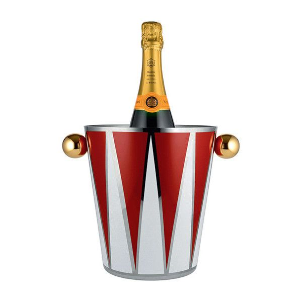Alessi Circus Wine Cooler (1,470 ILS) ❤ liked on Polyvore featuring home, kitchen & dining and bar tools