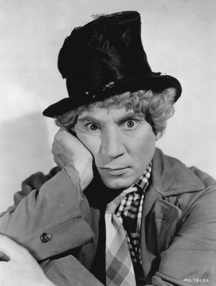 Harpo Marx (comic) - Died September 28, 1964. Born November 23, 1888. The harp-playing Marx brother who almost never spoke on camera,