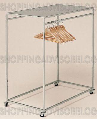 17 mejores ideas sobre muebles para colgar ropa en - Percheros para colgar ropa ...