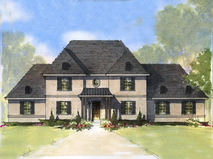 53 best schumacher floor plans images on pinterest for Ashby house plan