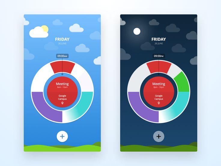 Rolo Calendar - iOS app