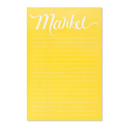 Sugar Paper, Los Angeles >> market pad