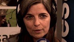 Les Mots Doubs 2012 - Nathalie Démoulin, interview (vidéo 6')