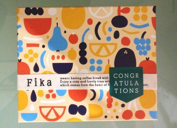 北欧菓子専門ブランド「Fika(フィーカ)」