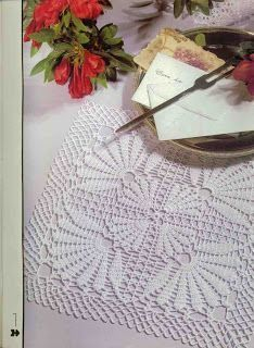 Croche maravilha de arte: Toalhinha ...linda com grafico