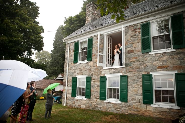 Your Wedding At Home | A Purcellville, Virginia At-Home Wedding Ceremony | http://yourweddingathome.com