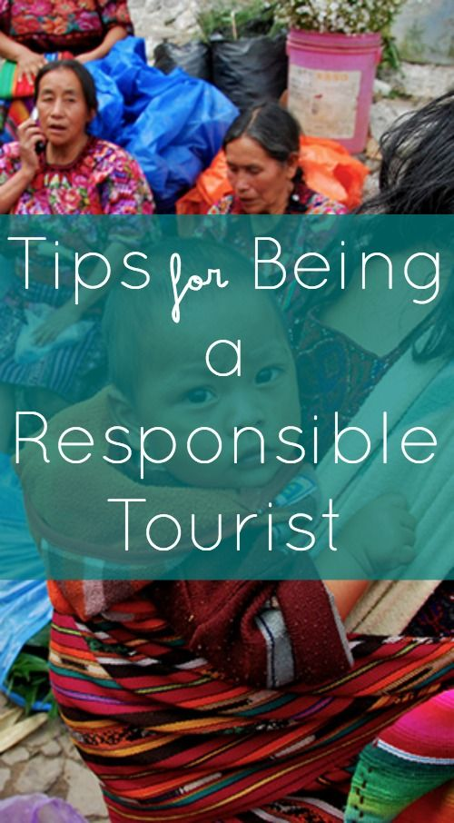 Want to travel and have a positive impact on the local community and environment. We'll tell you exactly how you can be a responsible tourist and give back while you travel!