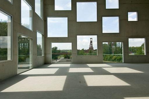 Zollverein School of Management and Design | Essen | SANAA | 2006