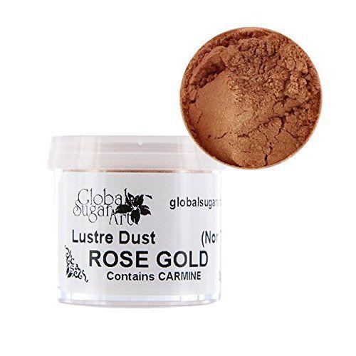 Rose Gold Luster Dust by GSA GLOBAL SUGAR ART PRODUCTS https://www.amazon.com/dp/B0161E6JRG/ref=cm_sw_r_pi_dp_x_yRz4yb1BKQZ0E