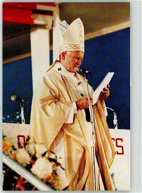 51787834 - Papst Johannes Paul II.