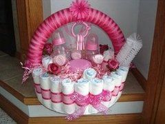 23 Diaper Cakes to Dazzle Your Shower Guests