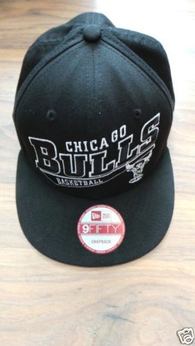 Chigago Bulls Basketball NEW ERA 9FIFTY SNAPBACK