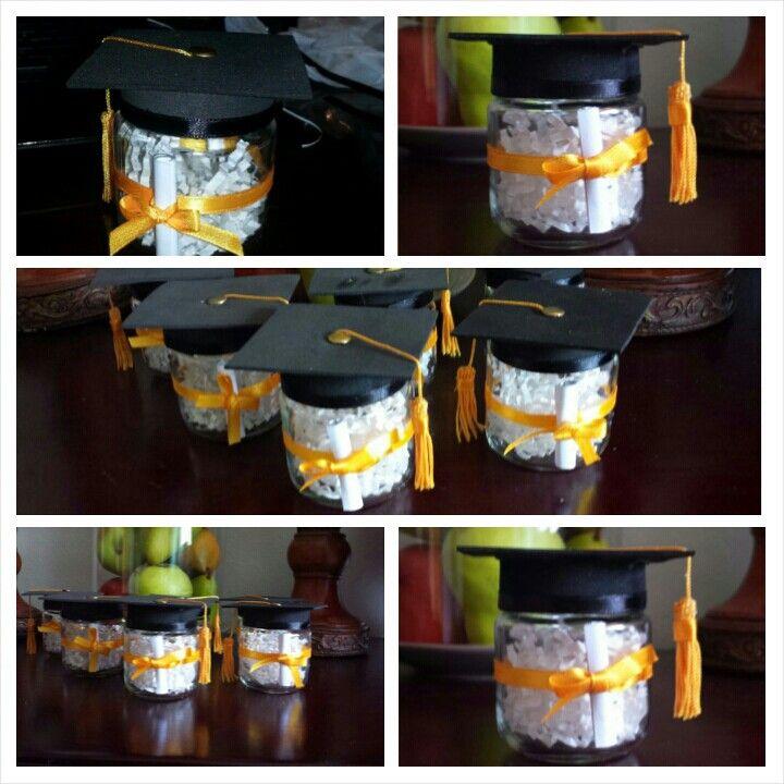 Souvenir para graduación fácil y práctico (rellénalos con ...