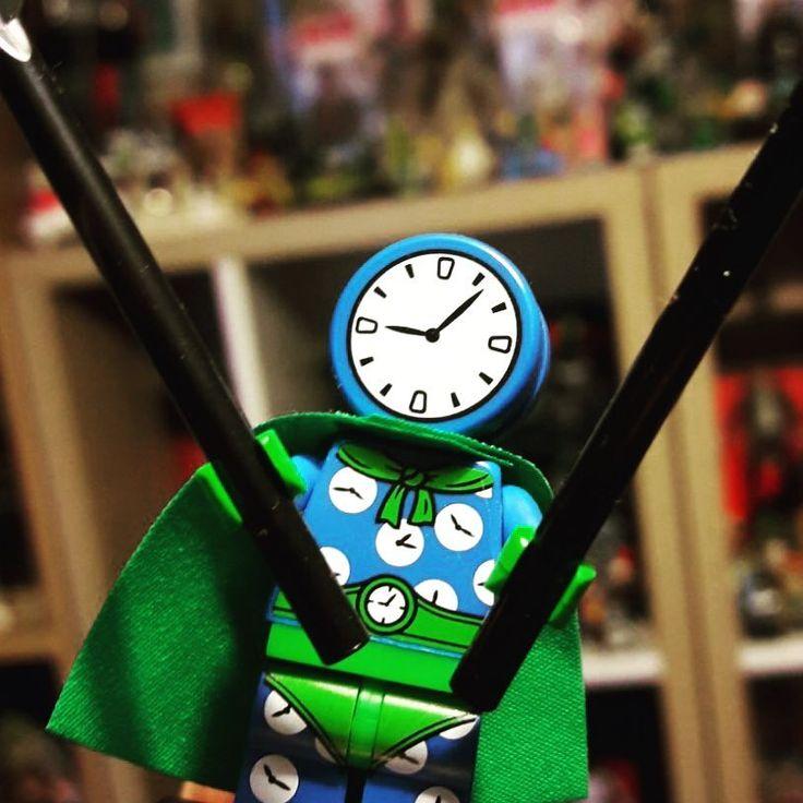 Its time its time its Vader time! -  Big Van Vader  #lego #legos #legominifigures #legostagram #minifigures #minifigure #clock #time #past #future #present #legobatman #batman #dc #dccomics #comics #toy #collection #instapic #instadaily