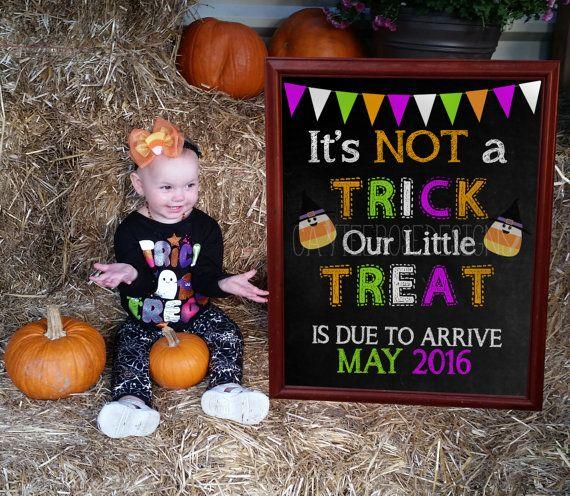 Photoshop Trick or Treat Halloween Baby by CayteeRoseDesigns
