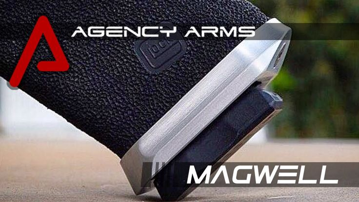 Agency Arms Magwell G19 & 23 Gen 4