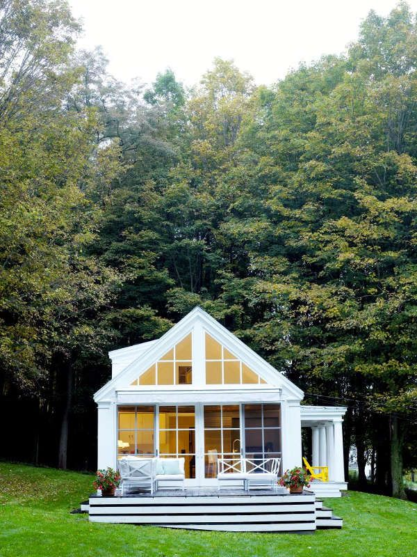 A Swedish style cottage in the American woods Larson & Paul Architects