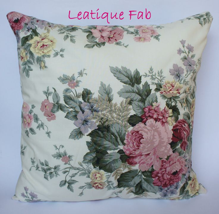 custom cushion, all by request