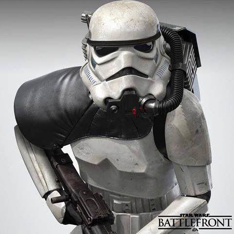 EA Star Wars Battlefront.