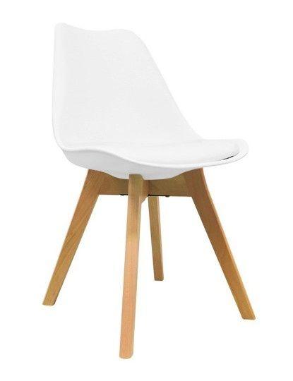 A cadeira Lulea trará a qualquer divisão da sua casa, negócio ou evento, um toque excepcional que só o desenho de qualidade pode acrescentar. Inspirado na linha Eames, é considerada, actualmente, uma referência no mundo do desenho de interiores e de decoração. O assento em polipropileno da cadeira Lulea adapta-se perfeitamente à forma do dorso sendo que a sua confortável almofada estofada em couro sintético assegurará total comodidade. A base da cadeira Lulea acopla-se ao assento mediante…