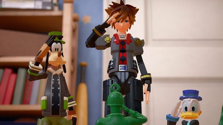KH3 Director Hints at Second Playable Character