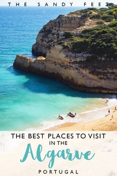 10 Beautiful Places To Visit In The Algarve | Portugal #travel #algarve #portugal #summer #europe #beach The Best Beaches In The Algarve | Things To Do In The Algarve | Where To Stay In The Algarve | Beautiful Places In The Algarve | Best Beaches in Portugal | Best Beaches in Europe | Best Summer Destinations In Europe | Places To Visit In Portugal | Algarve Itinerary Portugal | What To Do In The Algarve | Where To Go In The Algarve |