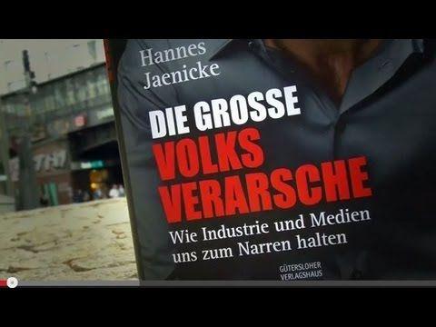 """RINGANA ist einer der vier Hautpflege-Hersteller, die Hannes Jaenicke in seinem Buch """"Die große Volksverarsche. Wie Industrie und Medien uns zum Narren halten"""". als besonders """"nachhaltig"""", """"konsequent"""" und """"seriös"""" lobend erwähnt."""