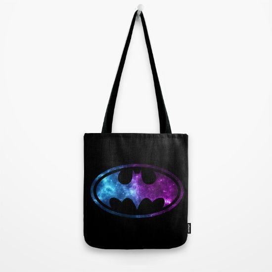 Bat Man  Tote Bag