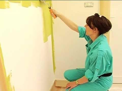 Pitturare le pareti di casa - Fai da te facile - Puntata 2.5