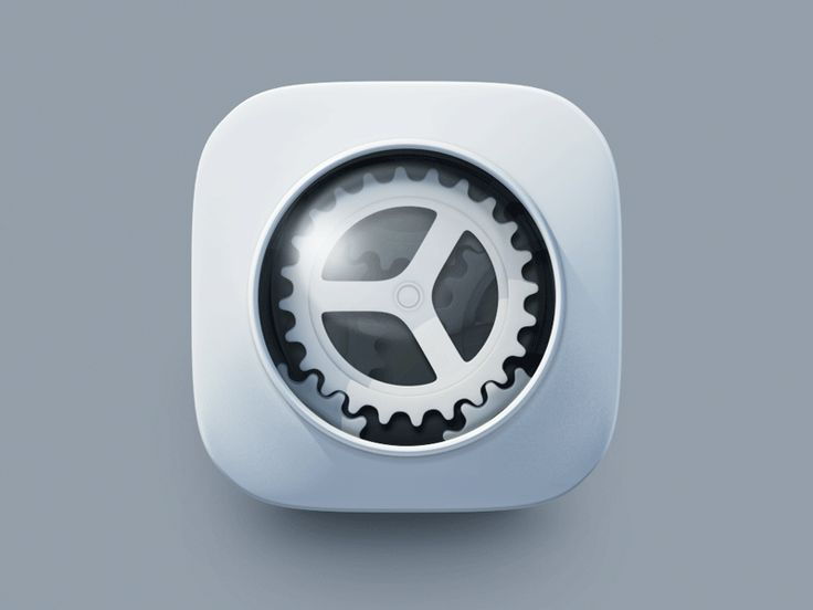 Yosemite Settings icon★ Find more at http://www.pinterest.com/competing/