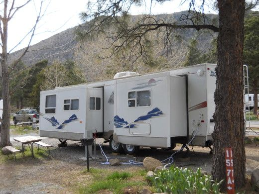 Best deals on travel trailers