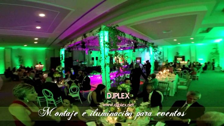 DJPLEX: Disc-Jockey, sonido e iluminación para bodas en República Domini...