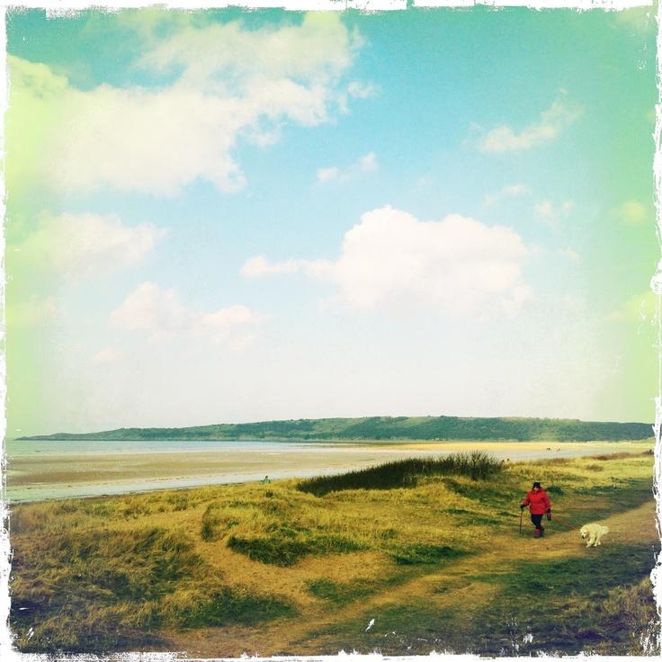 Sand Bay, Somerset England