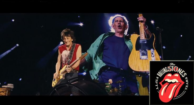 Happy birthday, #KeithRichards! 2013 is a milestone year for #TheRollingStones guitar legend: celebrating his 70's today and the summer saw him and his band celebrate 50 years rocking and rolling. Keef, we salute you!