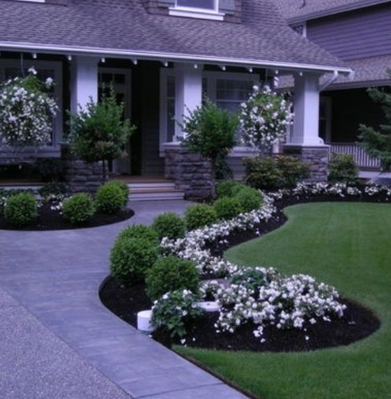 The right landscaping can really add curb appeal. #RetreatCurbAppeal
