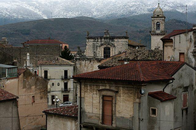 Popoli, Italy | Antonio_D via Flickr