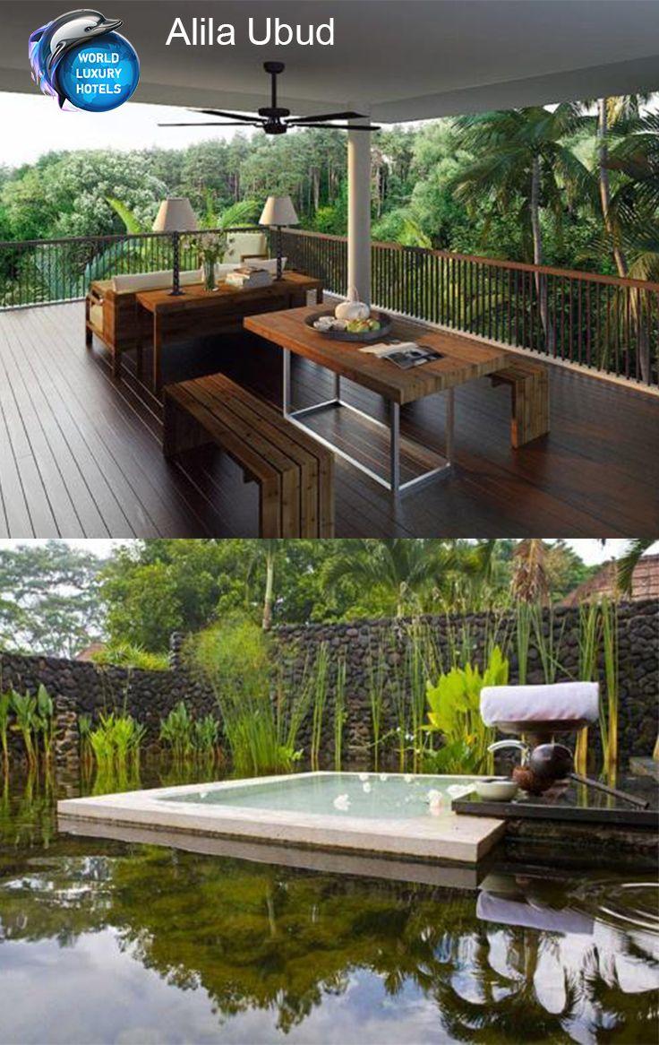 Alila Ubud Hotel Resort Bali