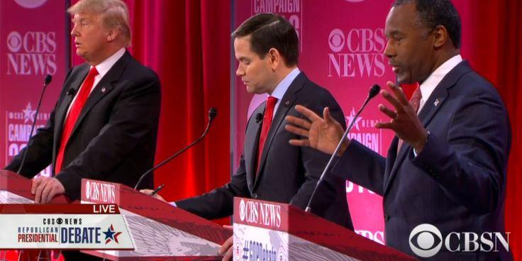 POLL: Who won the republican debate tonight?