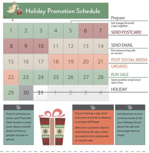 Best Holiday Marketing Ideas For Small Businesses Images On