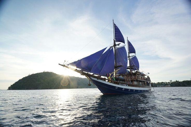 Raja Ampat Live On Board