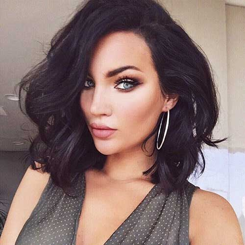 The 25 best short dark hair ideas on pinterest dark brown short 20 short dark hair pics urmus Gallery