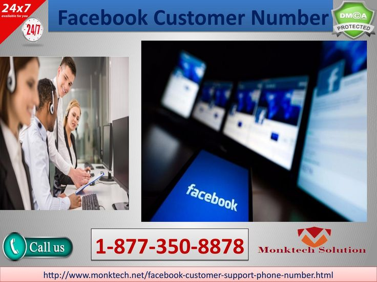 Give A Ring At  1-877-350-8878 And Avail Facebook Customer NumberIf you can't solve your issues facing at Facebook account, give a ring at  1-877-350-8878 and avail Facebook Customer Number in a hassle-free way. Whenever you call us, we can't let you wait as we have a large number of lines of technical engineers who have lots of experience in fixing Facebook issues. Click herehttp://www.monktech.net/facebook-customer-support-phone-number.html Give A Ring At  1-877-350-8878 And Avail…