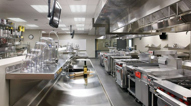 Best hotel restaurant kitchens images on pinterest