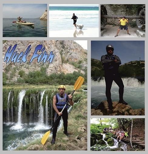 Robi has been a member of our team for years. A true sports enthusiast, he enjoys soccer, rafting, kayaking, cycling, rock climbing, sailing… anything that takes him outside. He guides Huck Finn's multisport trips and is a certified and very knowledgeable local guide for a number of areas all over Croatia. Seriously, you can ask him anything.  With Robi as your guide you are in good hands - he will go the extra mile to make your stay in Croatia the most memorable trip of your life.