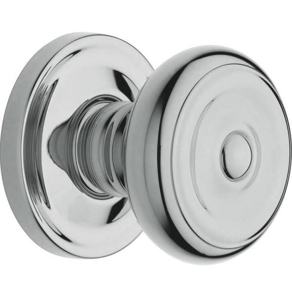 chrome baldwin door knobs - Google Search