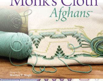 Learn to Make Monk's Cloth Afghans