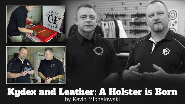 Into the Fray Episode 43: Making a CCW holster