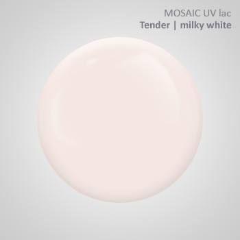UV Lac Milky White – European Standard – Nail Studio by Olga Khazova