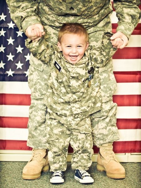 Melts my heart, this does! #GodBless them all!