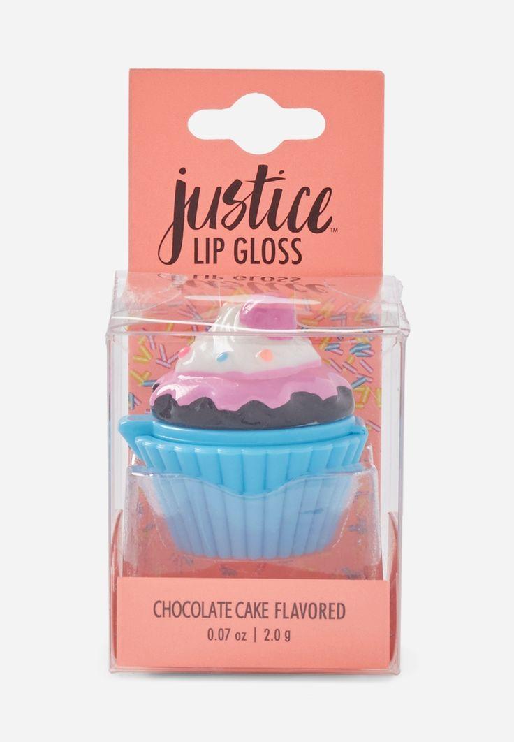 cupcake lip gloss pot